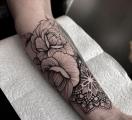 Arran Baker Sabelink Tattoo Brumunddal 04