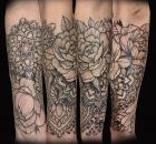 Arran Baker Sabelink Tattoo Brumunddal 11