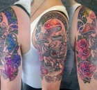 Christina-Colour-Carbon-Ink-Tattoo-235