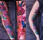 Christina-Colour-Carbon-Ink-Tattoo-239