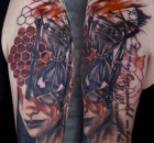 Christina-Colour-Carbon-Ink-Tattoo-242