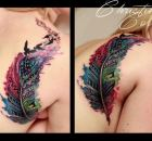Christina-Colour-Carbon-Ink-Tattoo-258