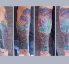 Christina Colour Sabelink Tattoo Brumunddal