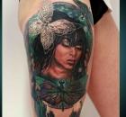 Christina Colour Sabelink Tattoo Brumunddal 013