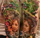 Christina Colour Sabelink Tattoo Brumunddal 014