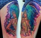 Christina Colour Sabelink Tattoo Brumunddal 04
