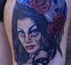 Christina Colour Sabelink Tattoo Brumunddal 07