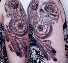 Christina Colour Sabelink Tattoo Brumunddal 101