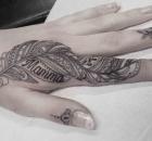 Christina Colour Sabelink Tattoo Brumunddal 107