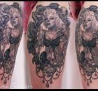 Christina Colour Sabelink Tattoo Brumunddal 112