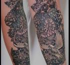 Christina Colour Sabelink Tattoo Brumunddal 114