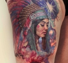 Christina Colour Sabelink Tattoo Brumunddal 12