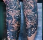 Christina Colour Sabelink Tattoo Brumunddal 121