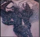 Christina Colour Sabelink Tattoo Brumunddal 124