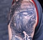 Christina Colour Sabelink Tattoo Brumunddal 125