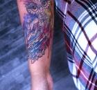 Christina Colour Sabelink Tattoo Brumunddal 15