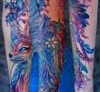 Christina Colour Sabelink Tattoo Brumunddal 16