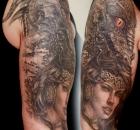 Christina Colour Sabelink Tattoo Brumunddal 202