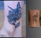 Christina Colour Sabelink Tattoo Brumunddal 206