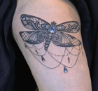 Christina Colour Sabelink Tattoo Brumunddal 208