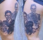Christina Colour Sabelink Tattoo Brumunddal 210