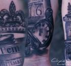 Christina Colour Sabelink Tattoo Brumunddal 223
