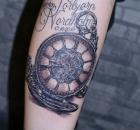 Christina Colour Sabelink Tattoo Brumunddal 225