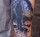 Christina Colour Sabelink Tattoo Brumunddal 30