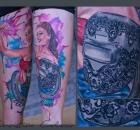 Christina Colour Sabelink Tattoo Brumunddal 31