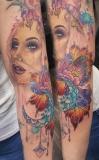 Christina-Colour-Carbon-Ink-Tattoo-133