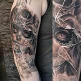 Christina-Colour-Carbon-Ink-Tattoo-153