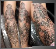 Christina-Colour-Carbon-Ink-Tattoo-179