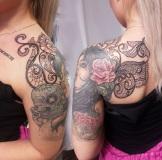 Christina-Colour-Carbon-Ink-Tattoo-223