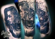 Christina-Colour-Carbon-Ink-Tattoo-253