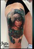 Christina-Colour-Carbon-Ink-Tattoo-255