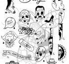 Carbon-INK-Tattoo-Brumunddal-Flash-Design-01