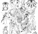 Carbon-INK-Tattoo-Brumunddal-Flash-Design-02