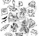 Carbon-INK-Tattoo-Brumunddal-Flash-Design-06