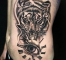 George Tsagkarkis Sabelink tatto Brumunddal 001