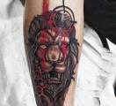 George Tsagkarkis Sabelink tatto Brumunddal 005