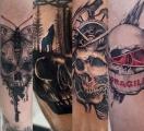 George Tsagkarkis Sabelink tatto Brumunddal 007