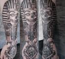 Gry Siri Berg Sabelink Tattoo 074