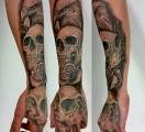 Jeppe Fjellstad Sabelink Tattoo Brumunddal 001