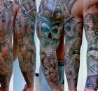 Jeppe Fjellstad Sabelink Tattoo Brumunddal 050