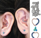 Piercing Christina Colour Piercing Sabelink Tattoo