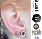 Piercing Christina Colour Piercing Sabelink Tattoo 001