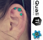 Piercing Christina Colour Piercing Sabelink Tattoo 002