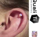 Piercing Christina Colour Piercing Sabelink Tattoo 008