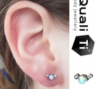 Piercing Christina Colour Piercing Sabelink Tattoo 019