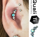 Piercing Christina Colour Piercing Sabelink Tattoo 030